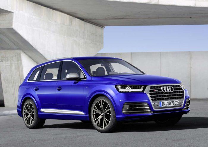Audi Q7 gets the S-treatment