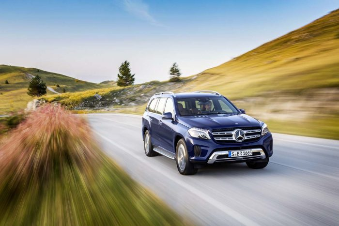 Juggernaut Mercedes-Benz GLS arrives in SA