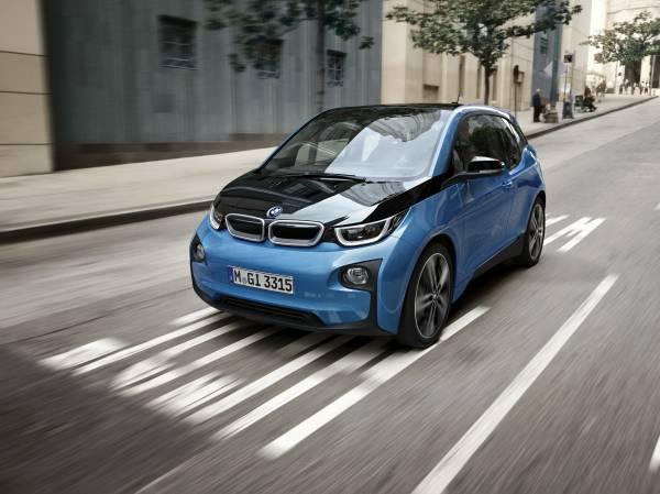 Extended range boosts BMW i3's appeal