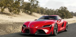 Toyota and BMW's joint venture could spawn new Supra