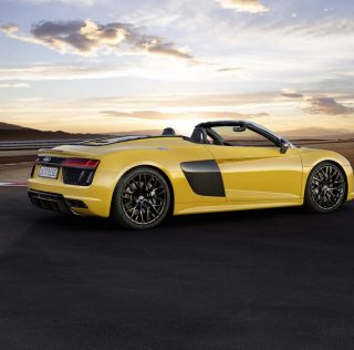 Audi adds speed and style to topless motoring