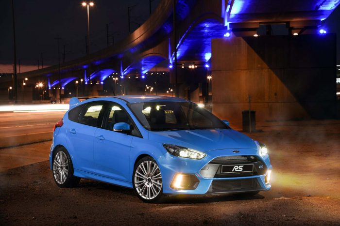 Fierce RS gives Ford more Focus than ever