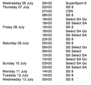 RPM TV Ep359 Schedule