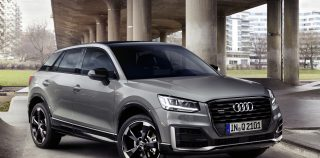 Brand new, but Audi Q2 already gets a sporty twist