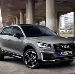 Brand new, but Audi Q2 already gets a sporty twist
