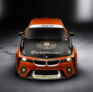 BMW drops automotive Jägerbomb with Turbomeister show car