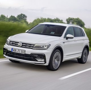 New-generation VW Tiguan ups the turbodiesel ante