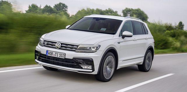 New-generation VW Tiguan ups the turbodiesel ante