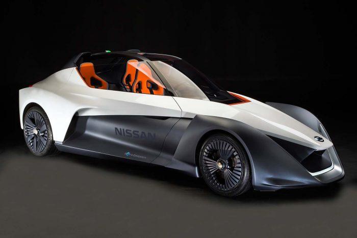 Nissan's BladeGlider concept promises EV excitement
