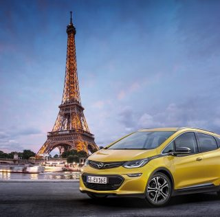 Opel previews Ampera-e ahead of Paris reveal