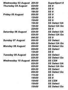 RPM TV Ep363_Schedule