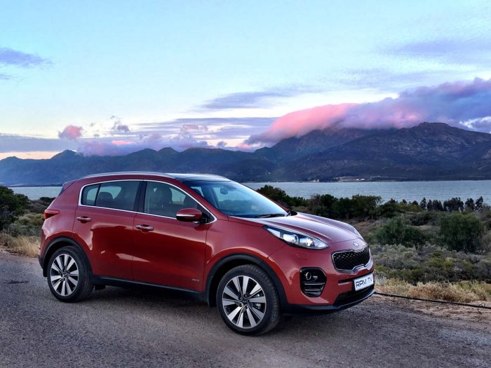Gen4 Kia Sportage could be best yet