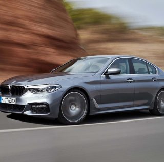 BMW's new 5-Series inspired by the bigger Seven