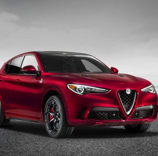 Alfa Romeo Stelvio steers luxury SUV path