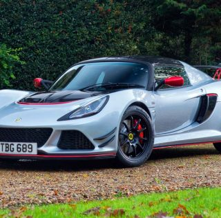Lotus unleashes hard-core Exige