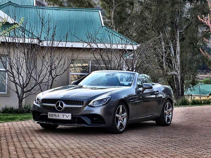 RPM TV Ep375: Mercedes-Benz SLC300. Renault Mégane 1.2 GT-Line. Mahindra KUV T8. Audi Q3 1.4 TFSI update.