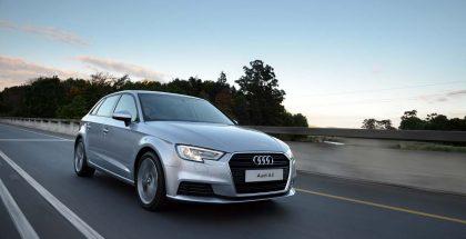 Updated Audi A3