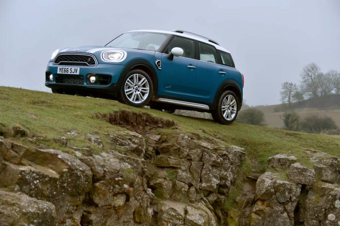 SA-bound Countryman is Mini's biggest, boldest yet
