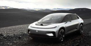Faraday Future FF91: a Tesla rival?