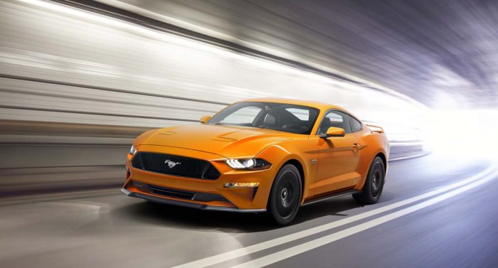 Ford polishes its Pony as Mustang Mania cools