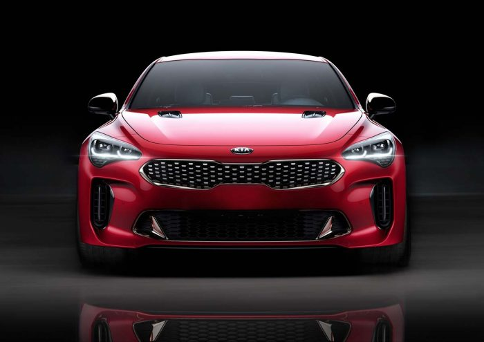 Kia Stinger seeks to tackle Europe's fast sedans