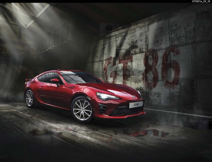 Updated Toyota 86 promises even more driving fun