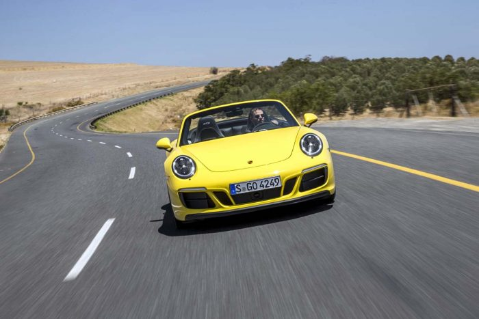 New Porsche 911 GTS lives up to its driver's car reputation
