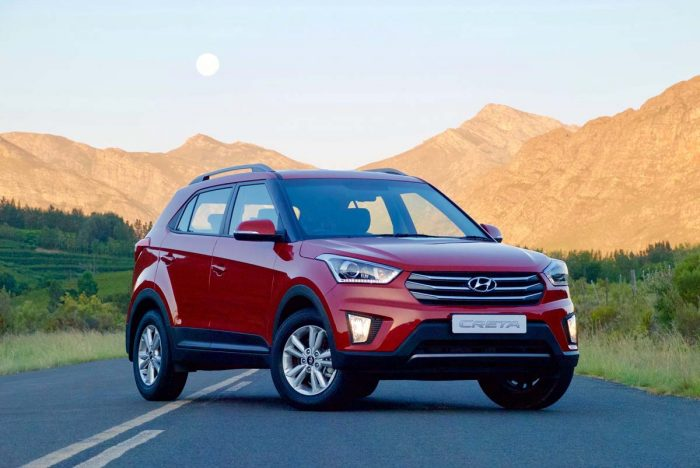 hyundai creta tackles small suv market. Black Bedroom Furniture Sets. Home Design Ideas