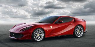 Ferrari races to Geneva in fastest coupé yet