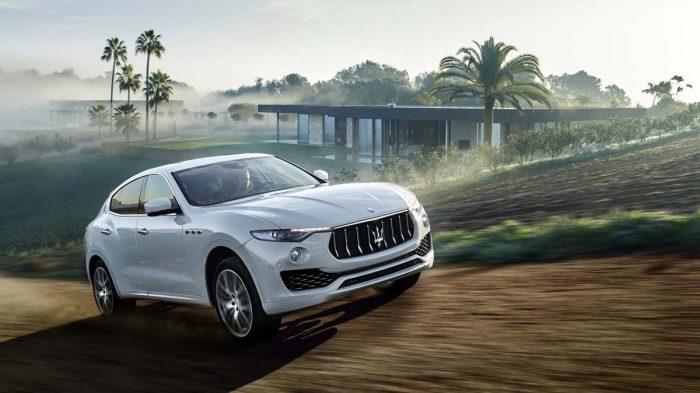 Maserati Levante wants a slice of SA's top-end SUV pie