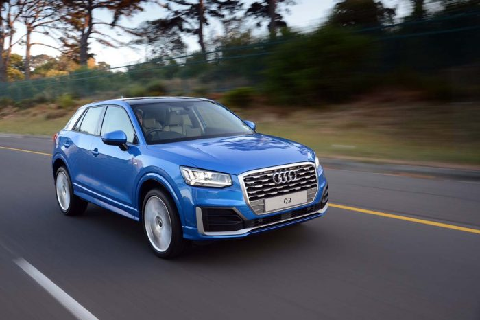 New Audi Q2 is more than just a lifestyle SUV