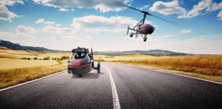 Dutch-built flying car set to become a motoring reality