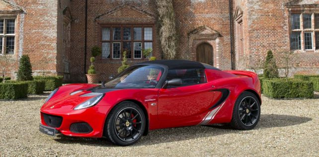 Lightest Lotus Elise might be also be the best yet