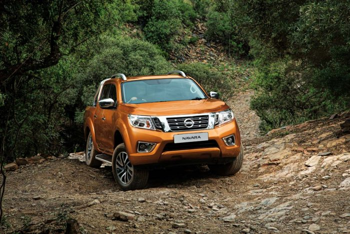 New Nissan Navara brings SUV class to double cab segment