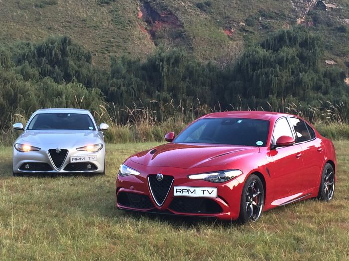 RPM TV Ep 386: Alfa Romeo Giulia 2.0T and QV. Audi A5 2.0 TDI Coupé. Mercedes-Benz GLC250 Coupé