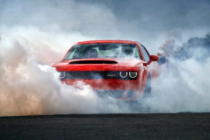 Dodge Challenger SRT Demon: the ultimate muscle machine?