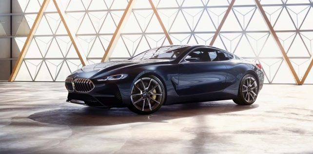 BMW 8-Series will spearhead BMW's premium car onslaught