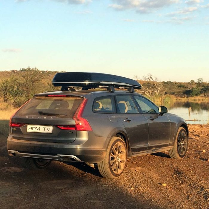 2019 Volvo V90 Cross Country: Volvo's Big V90 XC Crossover A Real SUV Alternative
