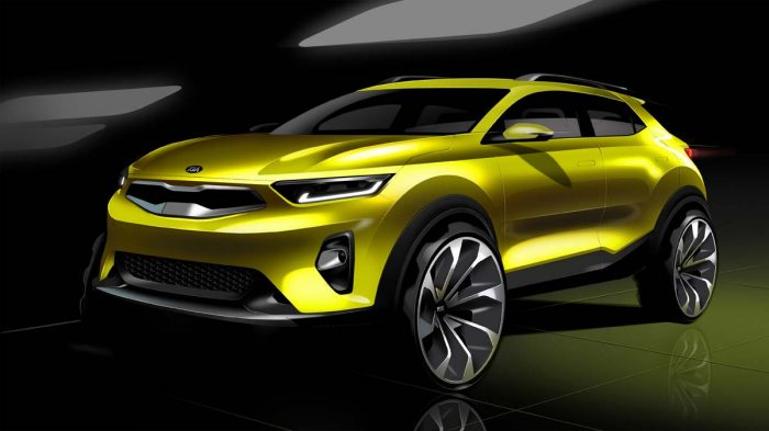 Kia's new Stonic baby SUV heading for Frankfurt – but what about the Soul?