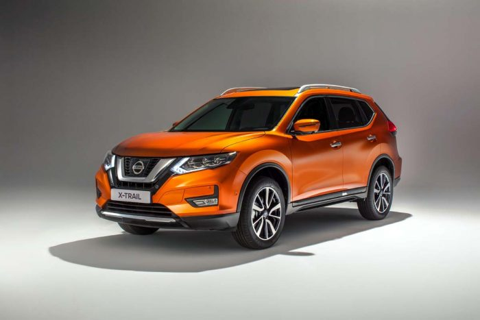 Nissan hopes updated X-Trail will extend global success