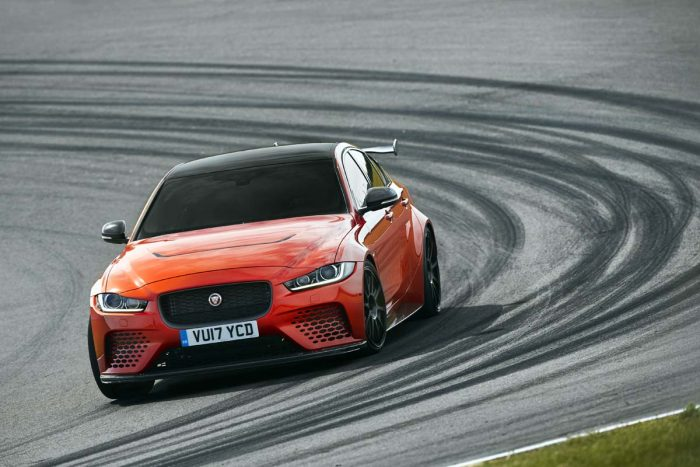 Hot Jaguar XE eyes BMW's M4 and Mercedes-AMG C63 S
