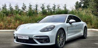 Video: Porsche Panamera Turbo S E-Hybrid Executive test