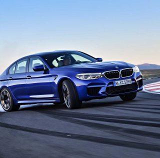 All-wheel drive BMW M5 wants to break new performance ground