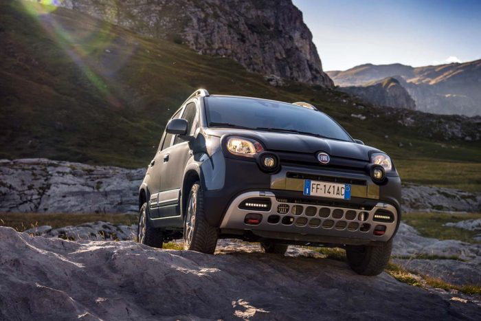 Fiat Panda becomes SA's most pocket-friendly 4×4