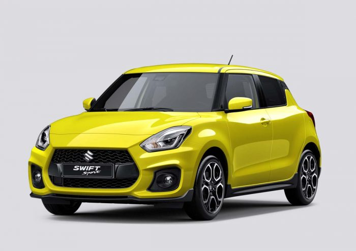 New Suzuki Swift Sport promises a cracking driving experience