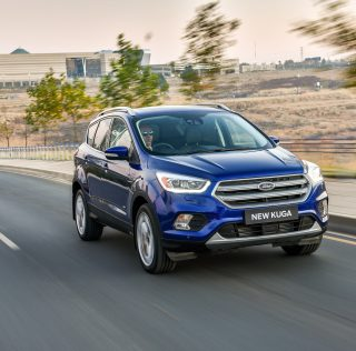 Ford resuscitates Kuga with new looks, fresh cabin – and no flames