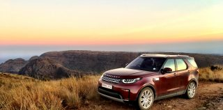 Video: Land Rover Discovery 5 TD6 HSE test