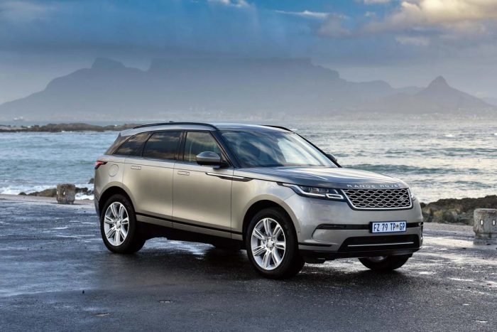 Range Rover Velar: style meets substance