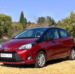 Video: Toyota Yaris 1.5 Pulse Manual test