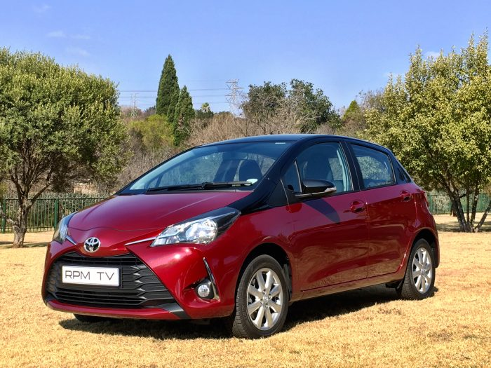 Video: Toyota Yaris 1.5 Pulse Manual test